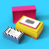 Vibrant business card printing and design in Nottingham